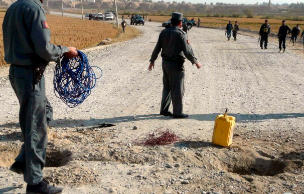 Mueren 10 civiles, entre ellos varios niños, en dos ataques en el este afgano