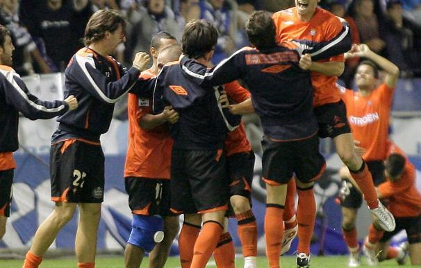 La plantilla del Tenerife regresó a los entrenamientos cabizbaja tras la eliminación copera