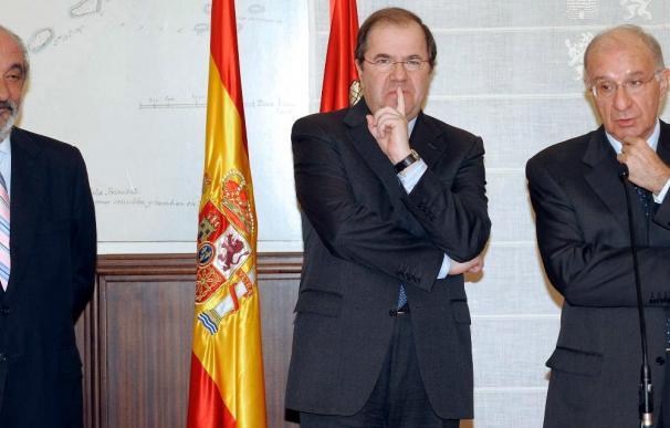 """Herrera dice sentirse """"orgulloso del proceso modélico en la despolitización de cajas"""""""