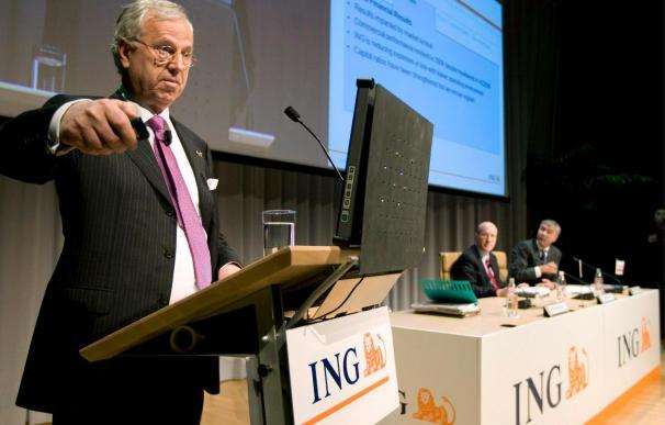 ING logra un beneficio neto de 778 millones de euros en el tercer trimestre