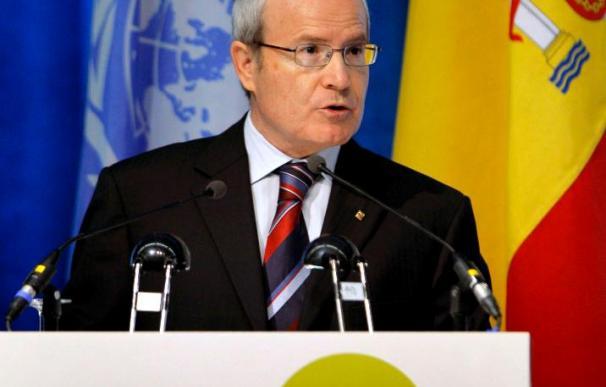 Montilla cree que las listas abiertas debilitarían el sistema democrático