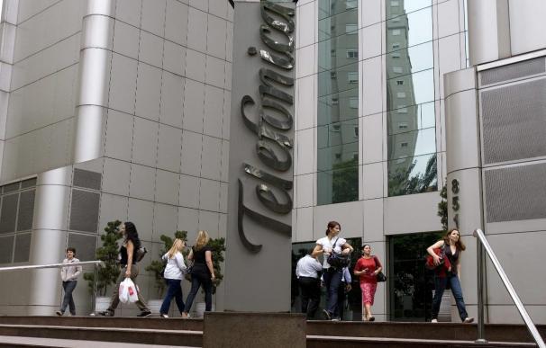 El beneficio de filial de Telefónica en Brasil sube un 2,2% en el tercer trimestre