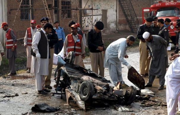 Aumenta a 36 el número de muertos por el atentado en el noroeste de Pakistán