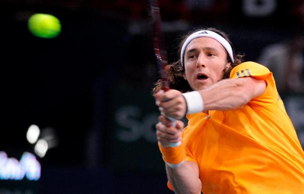 Mónaco se despide de Bercy ante Djokovic