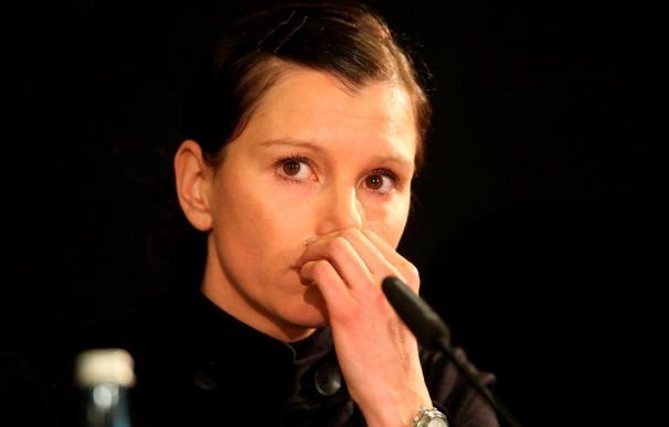 """Teresa Enke dice que trató """"de estar a su lado y de mostrarle que había perspectivas"""""""