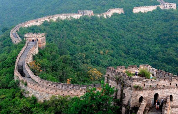 Una empresa minera destruye cien metros de la Gran Muralla china cuando buscaba oro