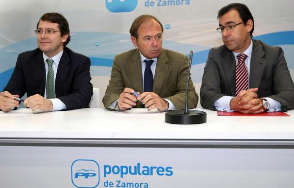 García Escudero pide recuperar la Ruta de la Plata como eje esencial para el oeste