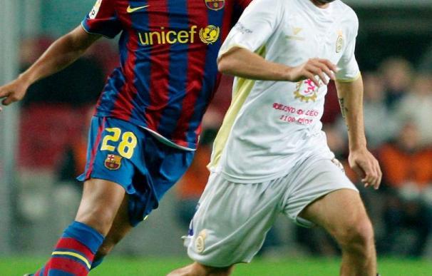 5-0. Los chicos de la cantera devuelven la inspiración al Barça