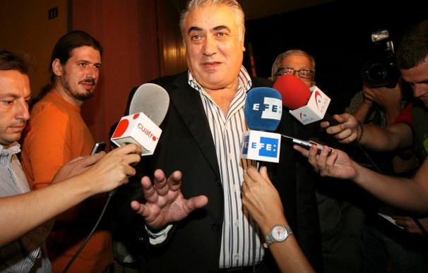Detenido el ex presidente madridista Lorenzo Sanz por un delito contra el patrimonio