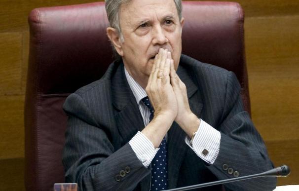 Maluenda, elegido vicepresidente con 48 votos a favor, 35 en blanco y 2 nulos