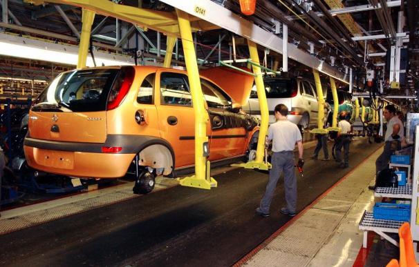 La producción automovilística española mantiene un leve repunte en octubre