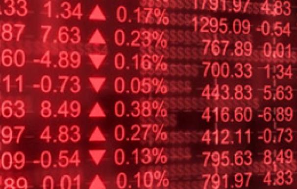El miedo y la incertidumbre ante la retirada de los estímulos públicos tiñen de rojo los mercados internacionales en la jornada de hoy