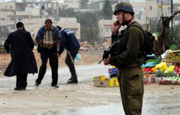 La ANP rechaza una moratoria israelí sobre los asentamientos en Cisjordania