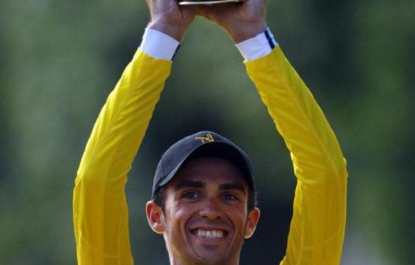 "Contador: ""Ya era hora de clarificar mi futuro: seguiré en Astana"""
