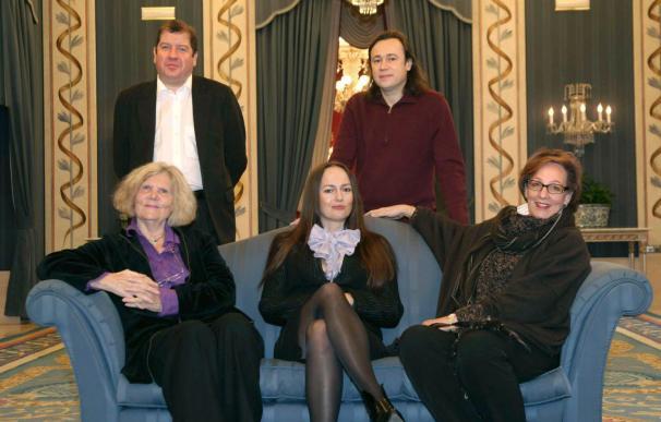 """Las sopranos Polaski y Silja, dispuestas a hacer la mejor """"Jenufa"""" en el Teatro Real"""