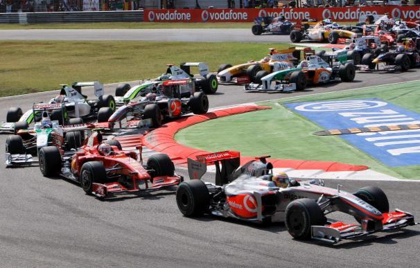 Alguersuari aún no figura en la lista provisional de pilotos para el 2010