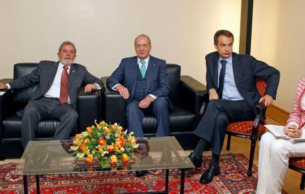 El Rey Juan Carlos destaca el papel de la innovación para reactivar el empleo