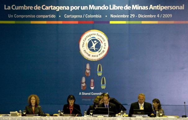 Comienza la cumbre contra las minas antipersonales enfocada en la atención a las víctimas