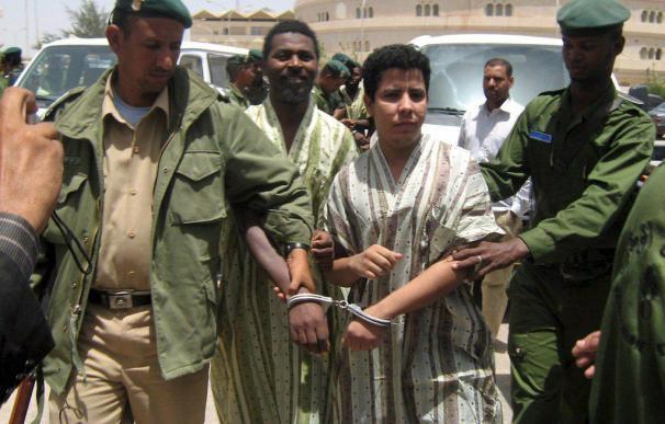 La policía mauritana ya ha empezado a peinar la zona del secuestro