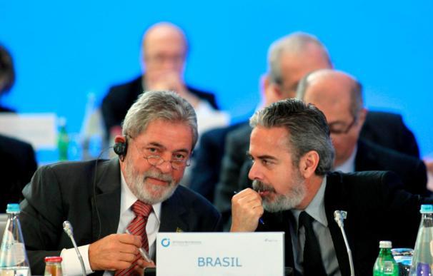 España traslada a Lula su compromiso para cerrar el acuerdo UE-Mercosur