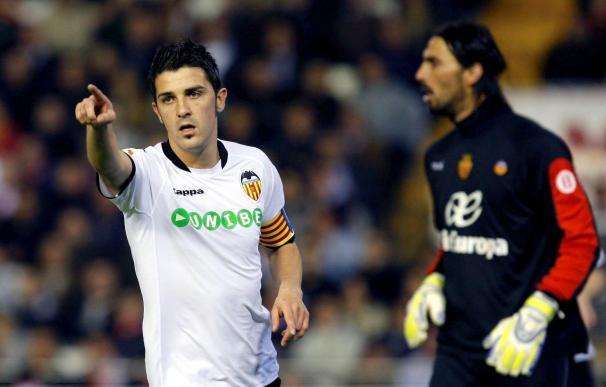 Villa sigue destacado entre los goleadores e Ibrahimovic se coloca segundo