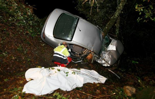 Mueren 19 personas en las carreteras durante el fin de semana