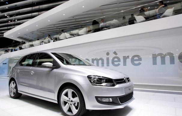 "Un modelo fabricado en España ""Coche del Año en Europa"" 2010"