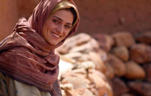 En el rodaje de 'Un burka por amor' se soportaron temperaturas de hasta 56º