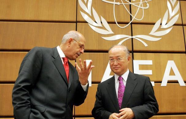 Amano toma la antorcha de El Baradei ante el creciente desafío de Irán