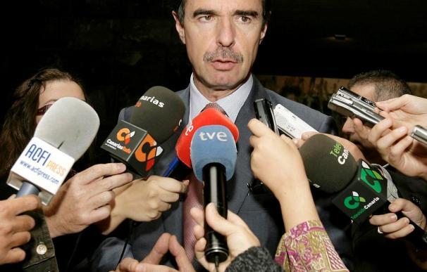 Soria dice que el Gobierno español debería pasar de las buenas palabras a los hechos