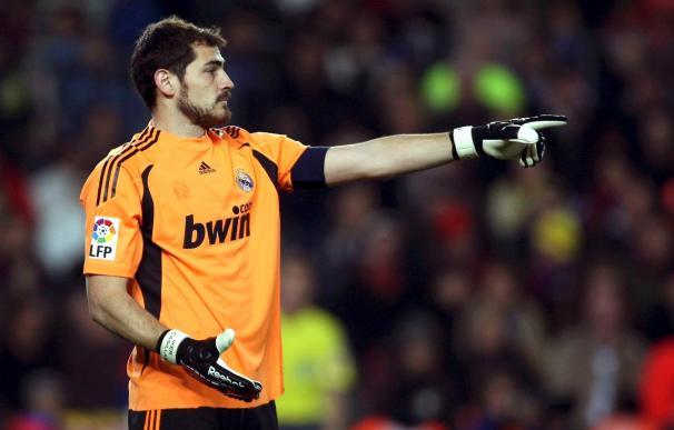 Iker Casillas leerá la Constitución en el Congreso junto a otros famosos
