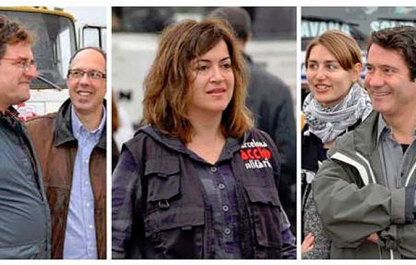 Alicia Gámez, Albert Vilalta y Roque Pascual fueron secuestrados por Al Qaeda del Magreb Islámico el 29 de noviembre de 2009