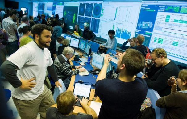El acelerador de partículas del CERN rompió el récord mundial de energía