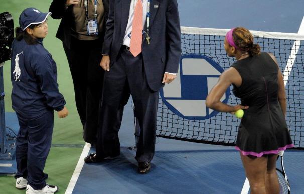 Multa y sanción a Serena Williams por su exabrupto a la juez en el US Open