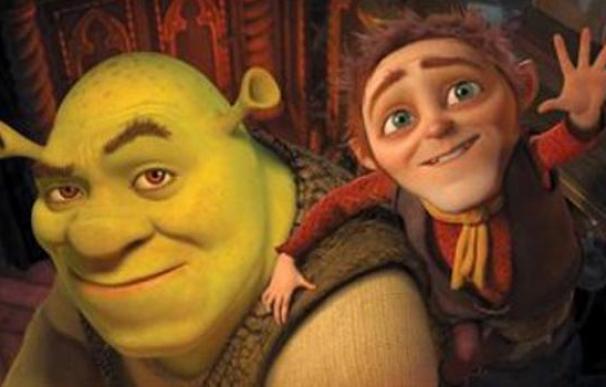 Primera imagen de 'Shrek 4'