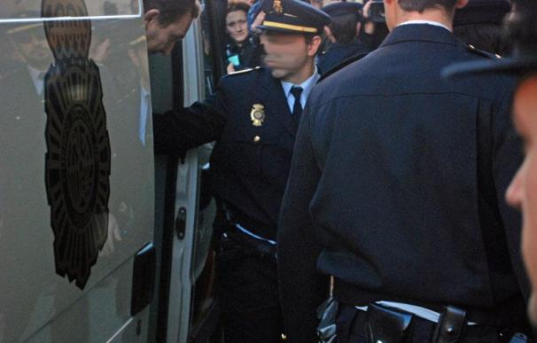 García Montes pide la absolución de Santiago Mainar