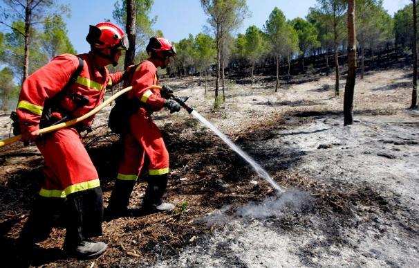 Los españoles son los que más amenazados se sienten por incendios forestales