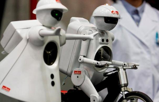 Desde humanoides a robots industriales en la mayor feria mundial en Tokio