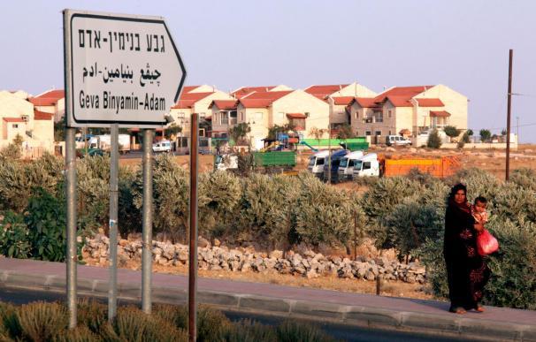 Netanyahu anuncia diez meses de moratoria en la construcción en las colonias
