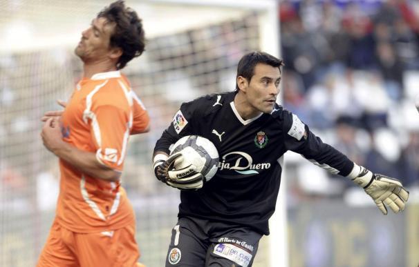 """Justo Villar: """"No creo que al equipo le falte coraje"""""""