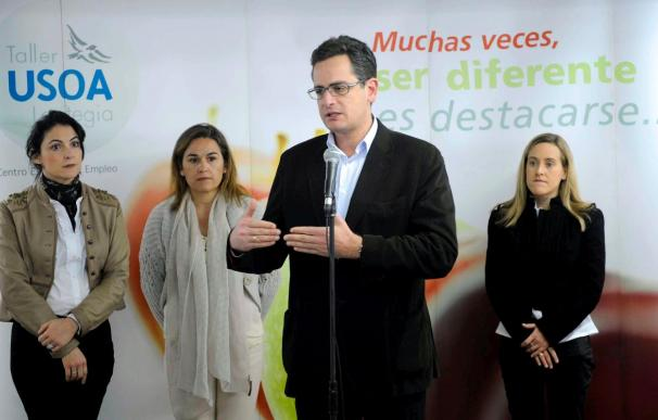 Basagoiti dice que el PNV trabaja en contra del País Vasco por retrasar la transferencia