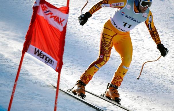El canadiense Osborne-Paradis logra en super-G su segunda victoria en Lake Louise
