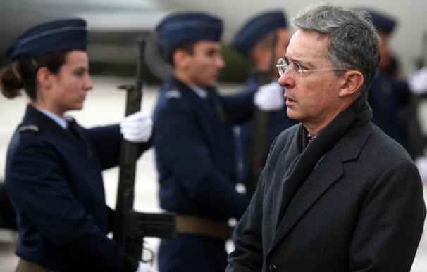 Uribe visita el santuario de la Virgen de Fátima