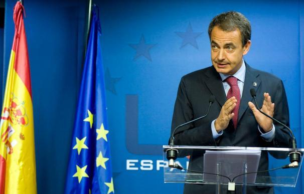 Zapatero lleva a Estoril sus planes para afianzar la relación UE-Iberoamérica