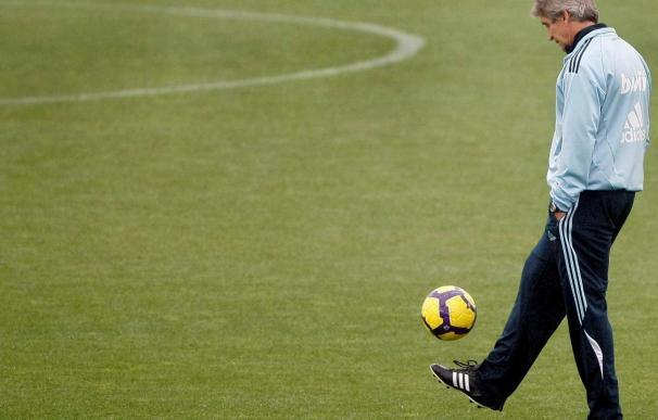 """Pellegrini dice que """"el Barcelona no es sólo Xavi, Iniesta y Messi"""""""
