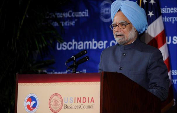 """La India, dispuesta a un """"objetivo ambicioso"""" para la reducción de emisiones"""