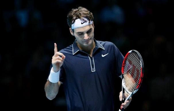 Federer da a España favorita en la Davis