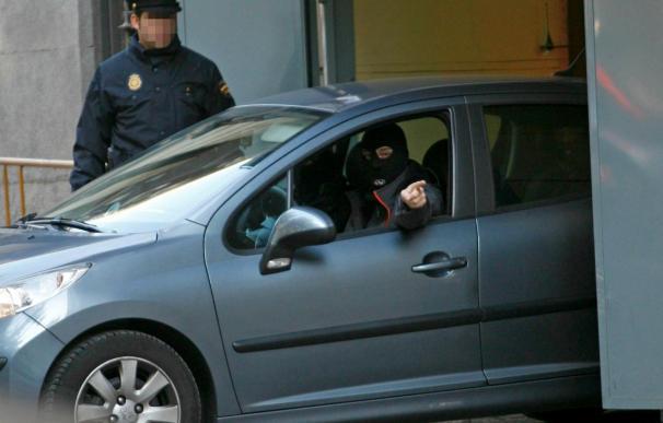 Marlaska finaliza hoy el interrogatorio a los 34 presuntos miembros de Segi