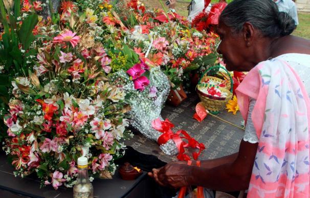 Tailandia e Indonesia recuerdan la tragedia causada por el tsunami en 2004
