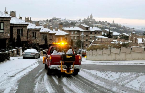 Las bajas temperaturas ponen el alerta a trece comunidades autónomas